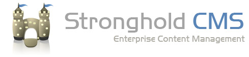 Stronghold CMS - Open Source Enterprise Content Mangagement for the Government and Corporate Sector